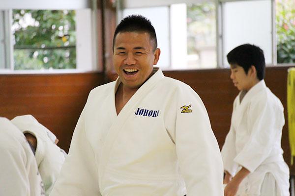 体育科 小嶋俊吾先生