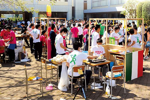 文化祭【全学年】