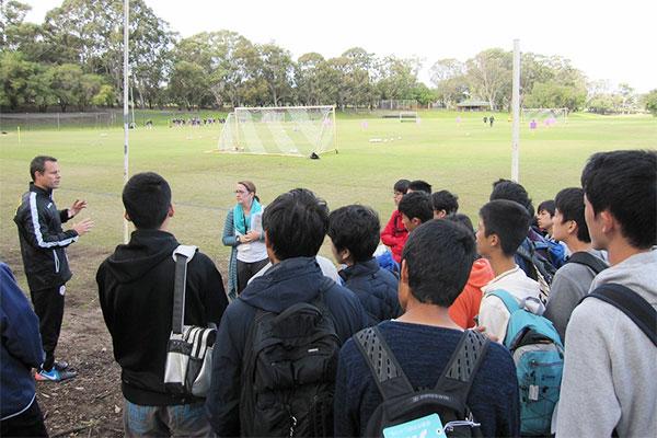 オーストラリア語学研修(希望制)【中3・高1】