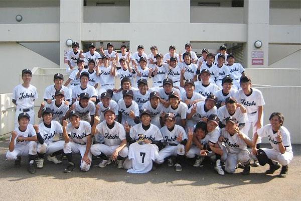 高校軟式野球部